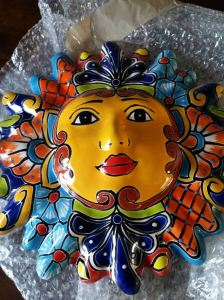 Sun Sculpture, from Mexico