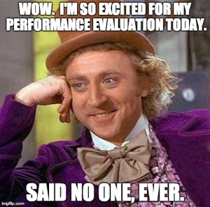Willy Wonka So Excited Perf Evaluation