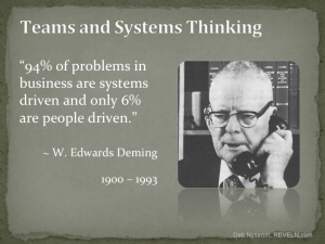 Deming 94 percent Quote