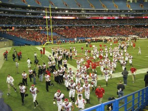 Rutgers Football By tenaciousme, Flickr