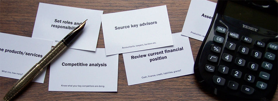 Business plan categories, Photo by plantoo47, Flickr