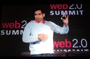 Sal Khan of the Khan Academy on education disruption. Photo by: Kevin Krejci, Flickr CC