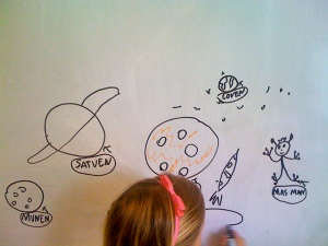 Simple Solar System by Mads Boedker, Flickr